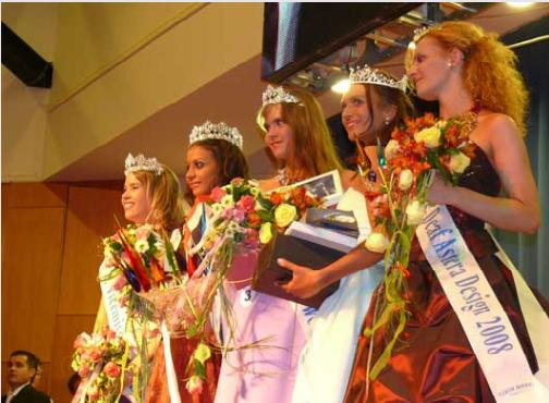 Maailma Kurtide Miss 2008
